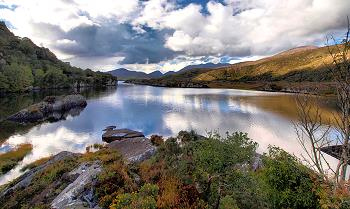 Le parc national de Killarney.