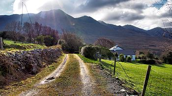 Bienvenue à Carrauntoohil Cottage Hag's Glen Killarney Kerry