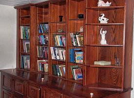 Une grand choix de livres / de la littérature